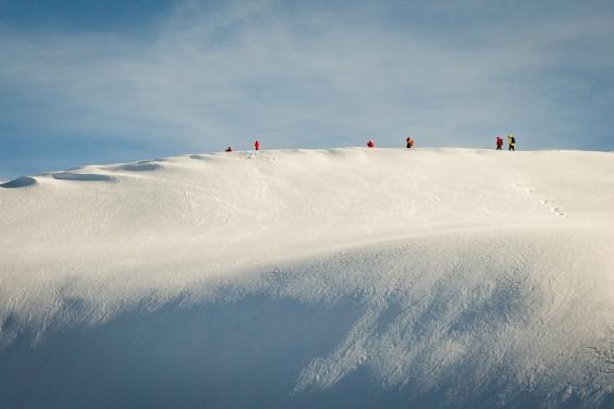 Chamonix_ Le sommet du Mont-Blanc