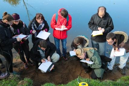 Etude d'un système fluviatile actuel- l'Arroux