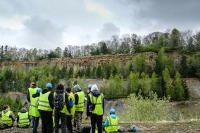 Sédimentologie de faciès au mont-rivel (Jura)
